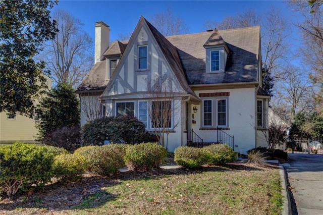 1109 N Rotary Drive, High Point, NC 27262 (MLS #914555) :: NextHome In The Triad