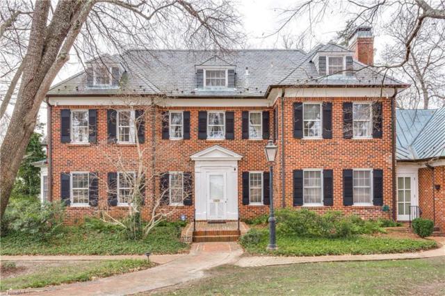 815 Woodland Drive, Greensboro, NC 27408 (MLS #914566) :: HergGroup Carolinas