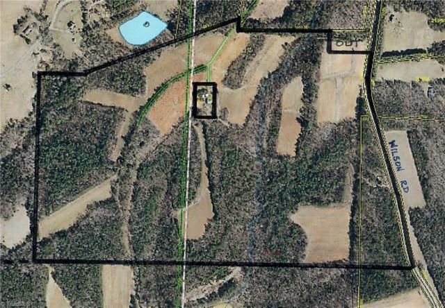 1415 Wilson Road, Pilot Mountain, NC 27041 (MLS #914574) :: Kristi Idol with RE/MAX Preferred Properties