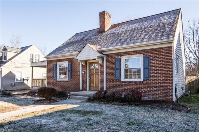 853 Watson Avenue, Winston Salem, NC 27103 (MLS #914634) :: Kristi Idol with RE/MAX Preferred Properties