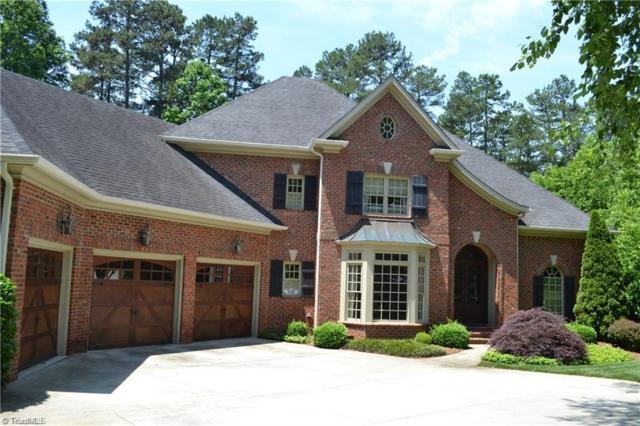 18 Sunfish Point, Greensboro, NC 27455 (MLS #914677) :: The Temple Team
