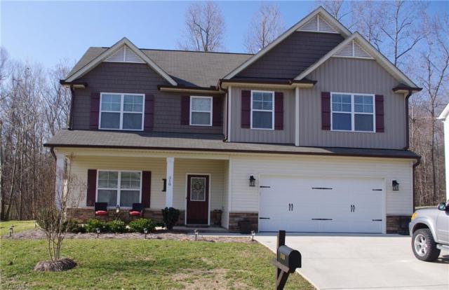 318 Water Mill Road, Kernersville, NC 27284 (MLS #914722) :: Kim Diop Realty Group