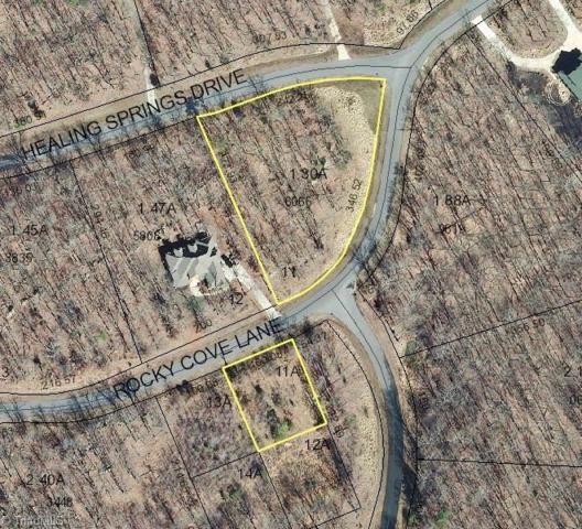 130 Rocky Cove Lane, Denton, NC 27239 (MLS #914744) :: HergGroup Carolinas