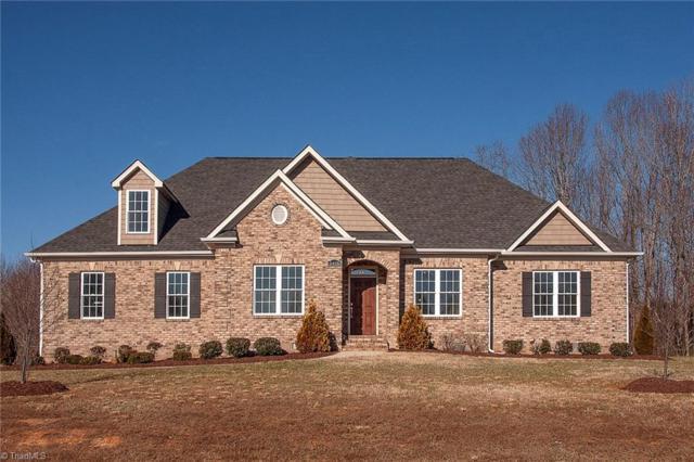 2495 Kaleigh Way, Browns Summit, NC 27214 (MLS #914781) :: Kristi Idol with RE/MAX Preferred Properties