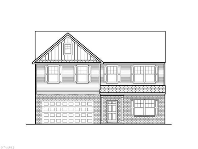 606 Darby Court, Kernersville, NC 27284 (MLS #914807) :: Kristi Idol with RE/MAX Preferred Properties
