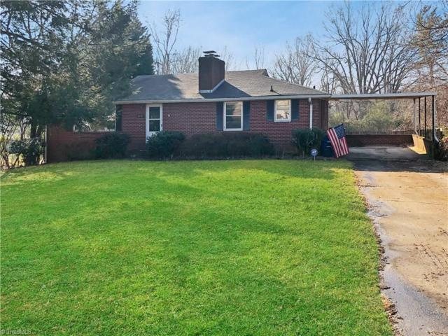 3818 Talcott Avenue, Winston Salem, NC 27106 (MLS #914850) :: Kim Diop Realty Group
