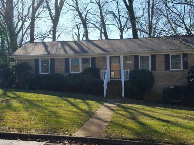 6117 Lea Ray Drive, Greensboro, NC 27410 (MLS #914872) :: Kristi Idol with RE/MAX Preferred Properties