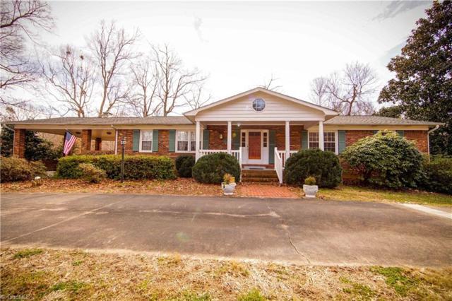 375 Pauline Drive, Lexington, NC 27295 (MLS #914880) :: HergGroup Carolinas