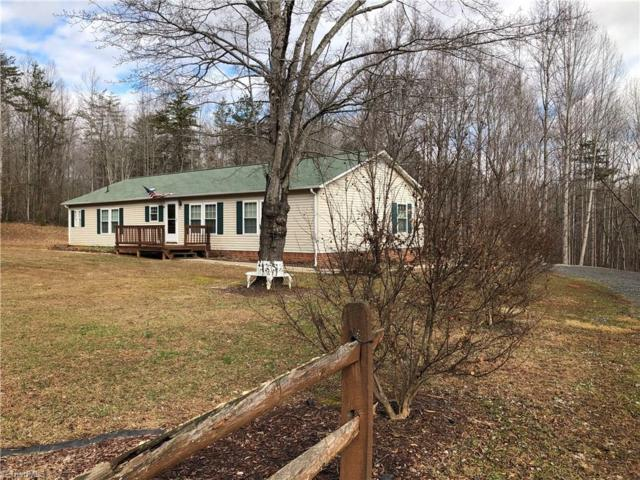 1150 Canterberry Farm Road, Westfield, NC 27053 (MLS #914894) :: NextHome In The Triad