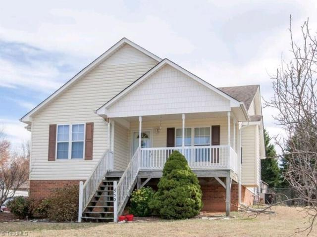 555 Sunset Ridge Lane, Lexington, NC 27295 (MLS #914903) :: NextHome In The Triad