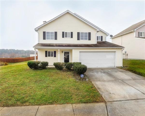 812 Caledon Drive, Mcleansville, NC 27301 (MLS #914909) :: Kristi Idol with RE/MAX Preferred Properties