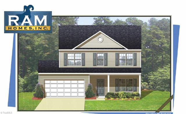 4615 Chapel Ridge Drive, Greensboro, NC 27405 (MLS #914914) :: Kristi Idol with RE/MAX Preferred Properties