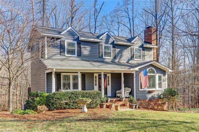 485 Four Brooks Road, Winston Salem, NC 27107 (MLS #914929) :: Kristi Idol with RE/MAX Preferred Properties