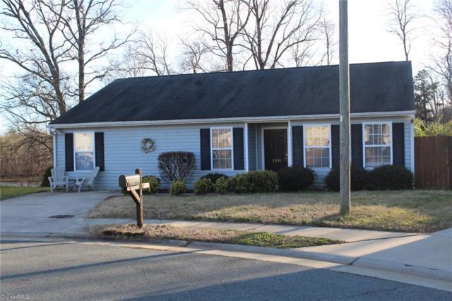 108 Todd Court, Kernersville, NC 27284 (MLS #914934) :: HergGroup Carolinas