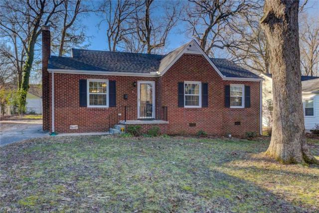 615 Gatewood Avenue, High Point, NC 27262 (MLS #914954) :: NextHome In The Triad