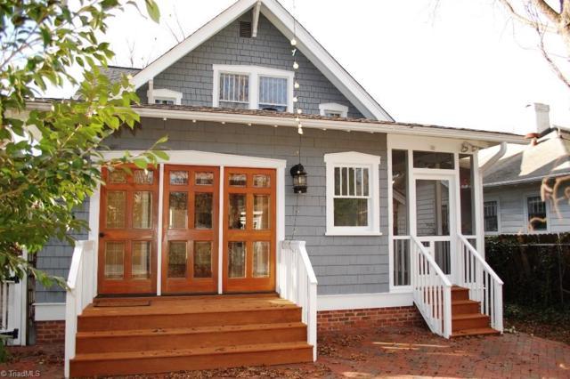 906 Olive Street, Greensboro, NC 27401 (MLS #914976) :: NextHome In The Triad
