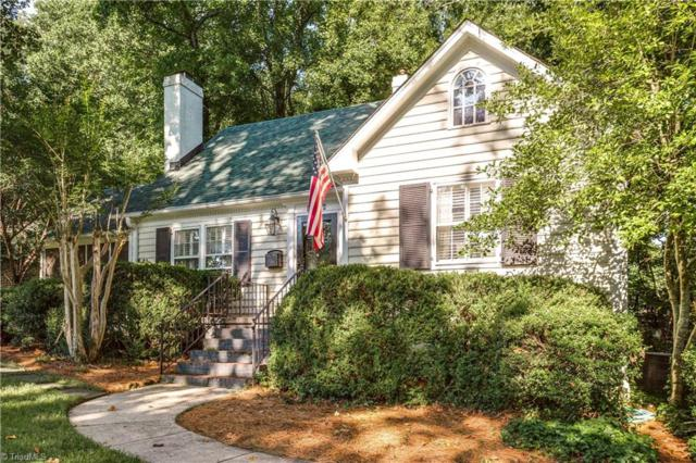 2321 Lafayette Avenue, Greensboro, NC 27408 (MLS #915030) :: Kristi Idol with RE/MAX Preferred Properties