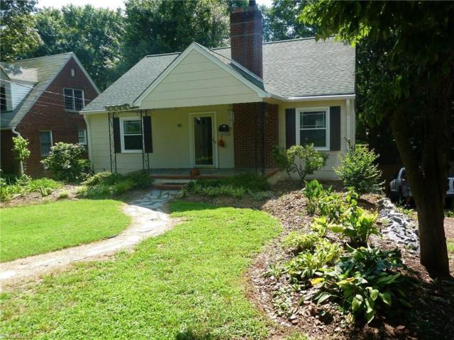 646 Brent Street, Winston Salem, NC 27103 (MLS #915138) :: The Temple Team