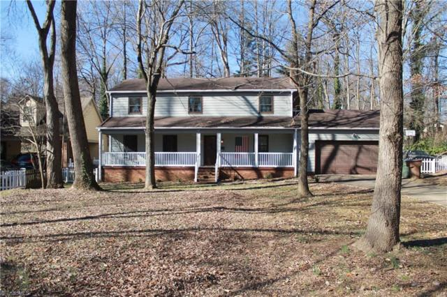217 Green Valley Road, Greensboro, NC 27403 (MLS #915153) :: The Temple Team