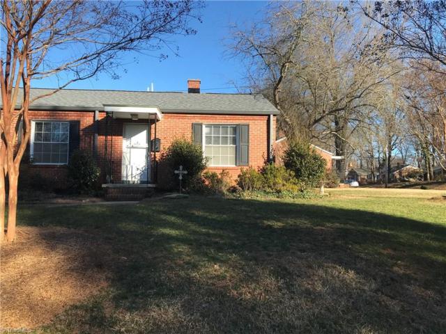 2620 Greenbrier Road A, Winston Salem, NC 27104 (MLS #915176) :: The Temple Team
