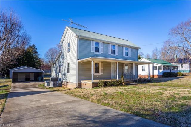 410 S Joyner Street, Gibsonville, NC 27249 (MLS #915178) :: The Temple Team