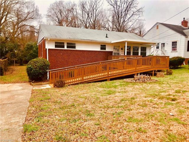 211 Ray Street, Greensboro, NC 27406 (MLS #915198) :: HergGroup Carolinas