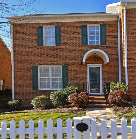 435 Marshall View Court, Winston Salem, NC 27101 (MLS #915202) :: Kristi Idol with RE/MAX Preferred Properties