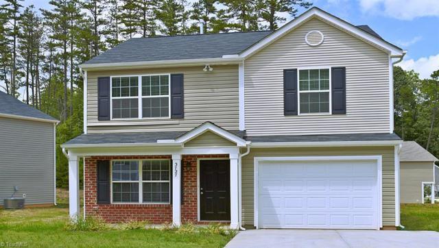 4454 Oak Pointe Drive #49, Winston Salem, NC 27105 (MLS #915231) :: The Temple Team
