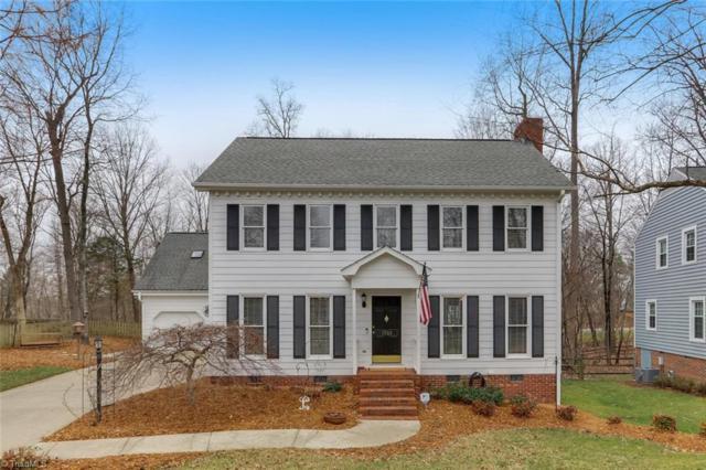 1703 Ambleside Court, Greensboro, NC 27407 (MLS #915237) :: Kristi Idol with RE/MAX Preferred Properties