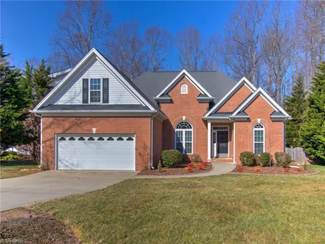 8206 Chestershire Road, Oak Ridge, NC 27310 (MLS #915242) :: Lewis & Clark, Realtors®