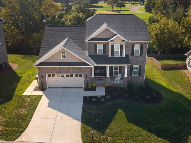1310 Meadowgate Lane, Lewisville, NC 27023 (MLS #915267) :: Kristi Idol with RE/MAX Preferred Properties