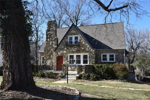 709 Forrest Street, High Point, NC 27262 (MLS #915303) :: Kristi Idol with RE/MAX Preferred Properties