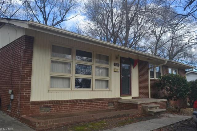 2210 Atlanta Street, Greensboro, NC 27406 (MLS #915359) :: Kristi Idol with RE/MAX Preferred Properties