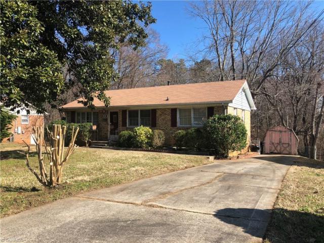 2405 New Orleans Street, Greensboro, NC 27406 (MLS #915442) :: Kristi Idol with RE/MAX Preferred Properties