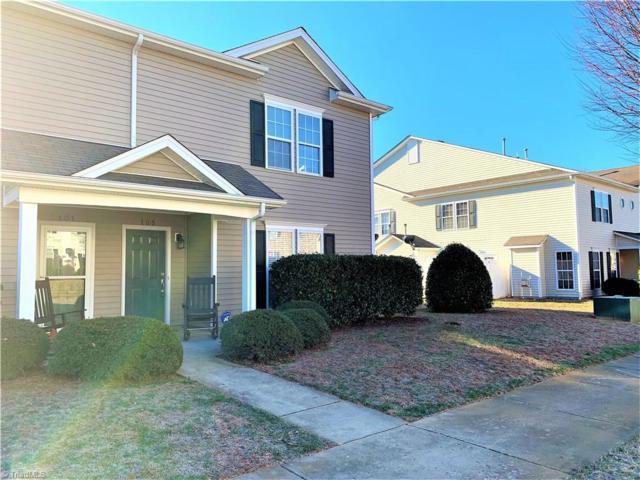 105 Williams Way, Kernersville, NC 27284 (MLS #915498) :: NextHome In The Triad