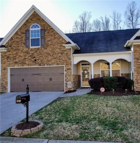 3696 Davis Cup Drive, Greensboro, NC 27406 (MLS #915510) :: NextHome In The Triad