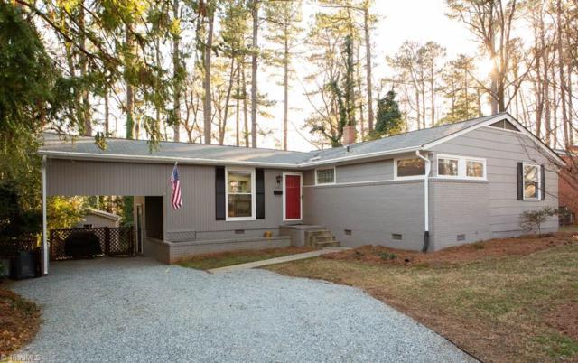 2501 Westmoreland Drive, Greensboro, NC 27408 (MLS #915620) :: Kristi Idol with RE/MAX Preferred Properties