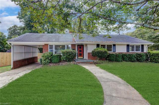 4905 Friendly Avenue, Greensboro, NC 27410 (MLS #915747) :: HergGroup Carolinas