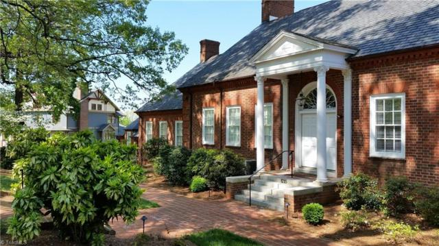 1215 Glade Street #111, Winston Salem, NC 27101 (MLS #915775) :: Kristi Idol with RE/MAX Preferred Properties
