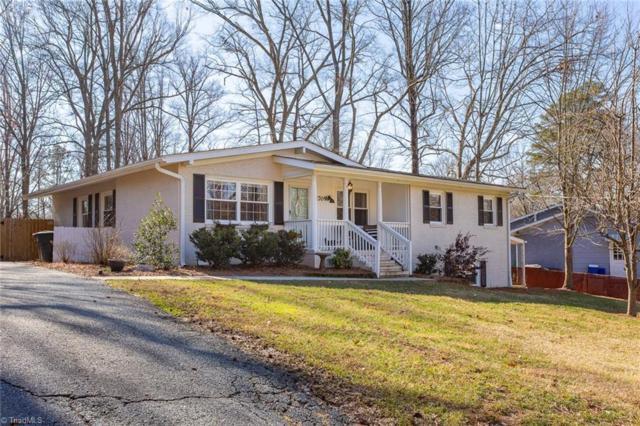 1709 Leslie Road, Greensboro, NC 27408 (MLS #915800) :: Kristi Idol with RE/MAX Preferred Properties