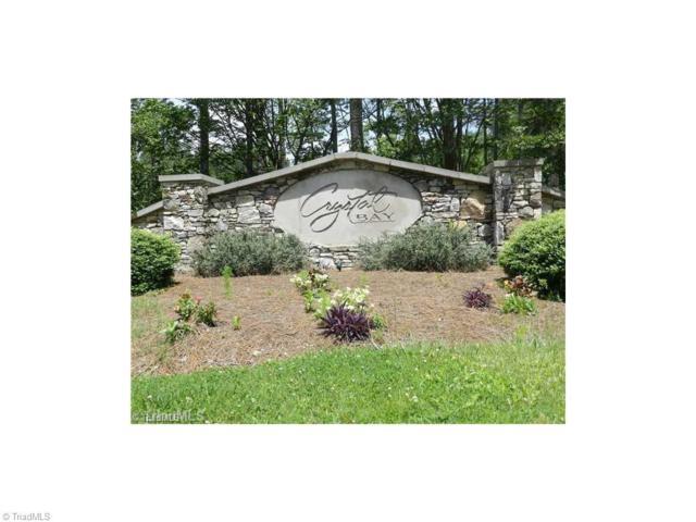 702 Crystal Bay Drive, Denton, NC 27239 (MLS #915821) :: Berkshire Hathaway HomeServices Carolinas Realty