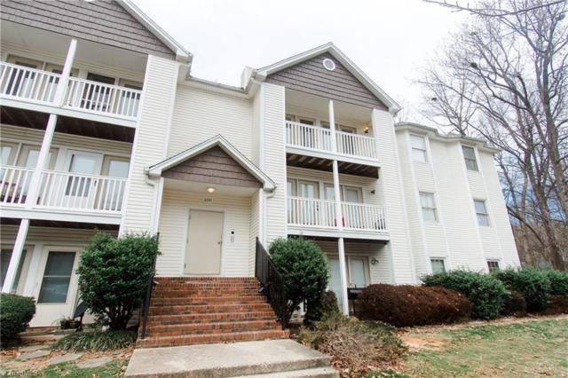 2330 W Vandalia Road J, Greensboro, NC 27407 (MLS #915822) :: NextHome In The Triad