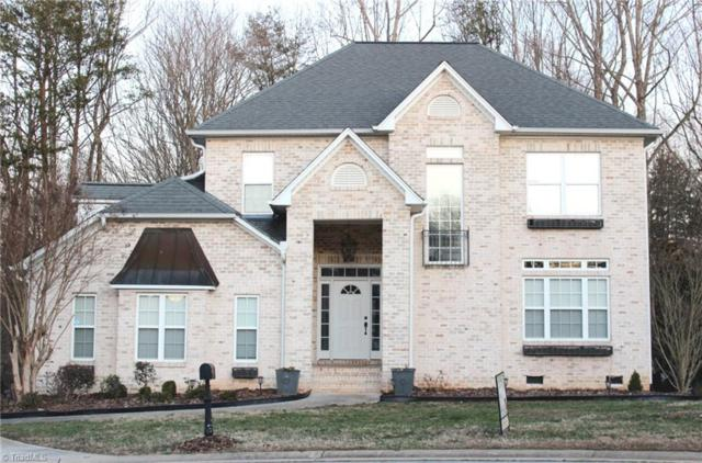 1430 Mount Tabor Court, Winston Salem, NC 27106 (MLS #915876) :: Kristi Idol with RE/MAX Preferred Properties