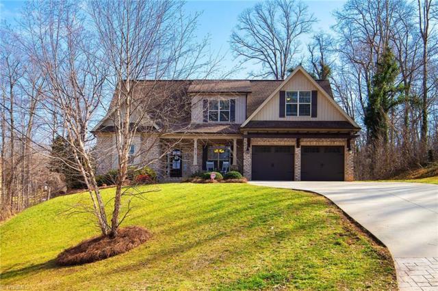 673 Willowbrook Lane, Winston Salem, NC 27104 (MLS #915917) :: Kristi Idol with RE/MAX Preferred Properties