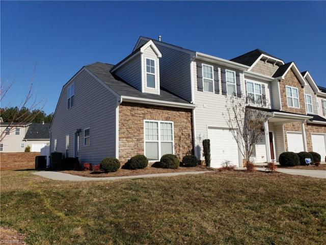 124 Penry Lane, Clemmons, NC 27012 (MLS #915936) :: NextHome In The Triad