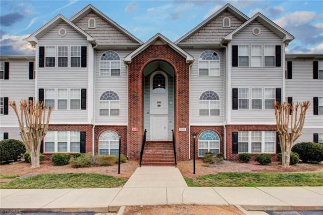 3702 Cotswold Terrace 3C, Greensboro, NC 27410 (MLS #916071) :: NextHome In The Triad