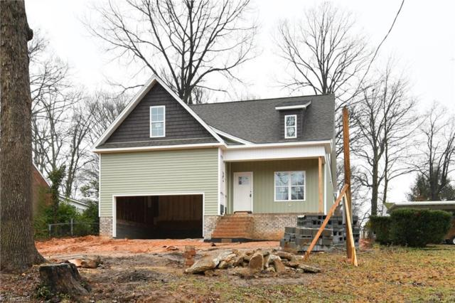 2310 Sherwood Drive, Winston Salem, NC 27103 (MLS #916112) :: Kristi Idol with RE/MAX Preferred Properties
