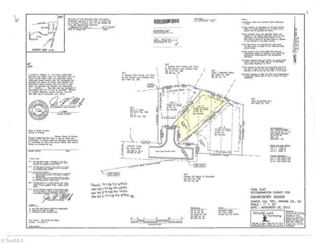 132 Lincoln Lane, Chapel Hill, NC 27516 (MLS #916160) :: Kim Diop Realty Group