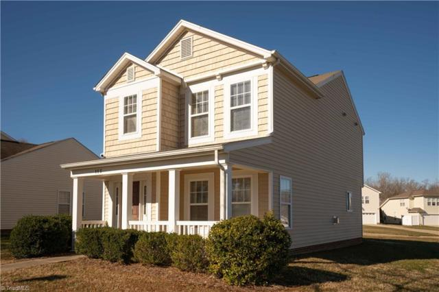 155 Townpark Drive, Bermuda Run, NC 27006 (MLS #916162) :: Kristi Idol with RE/MAX Preferred Properties