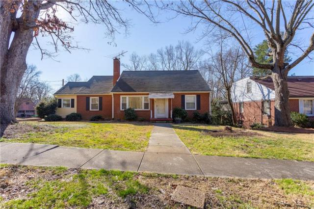 801 Sunset Drive, High Point, NC 27262 (MLS #916222) :: NextHome In The Triad